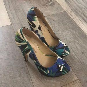 festive heels, Just fab